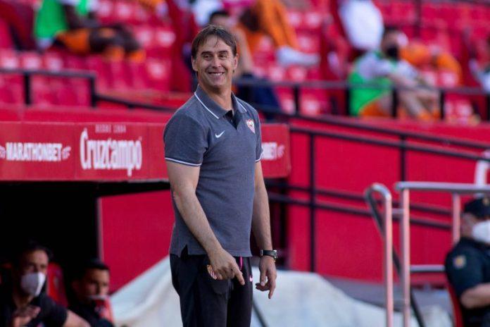 Julen Lopetegui Sevilla FC