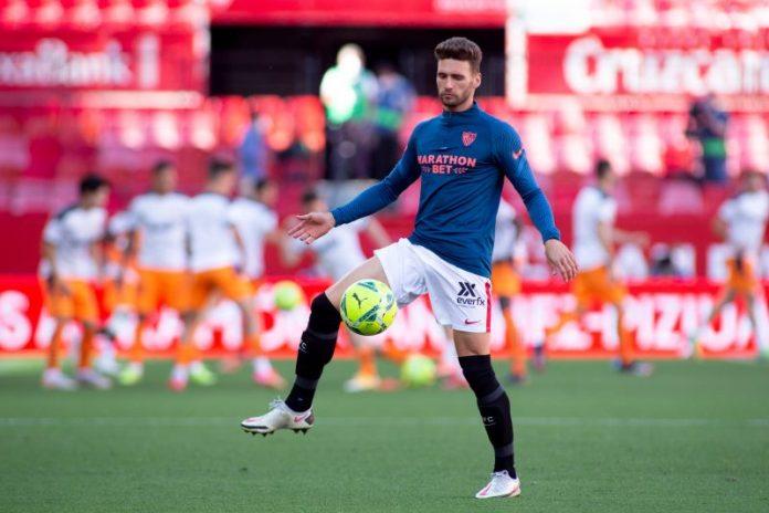 Robert Moreno quiere pescar en el Sevilla FC