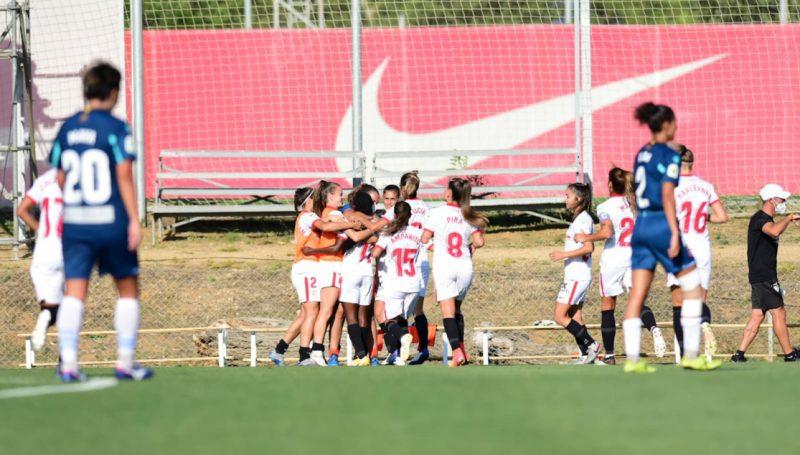Sevilla FC Femenino Espanyol