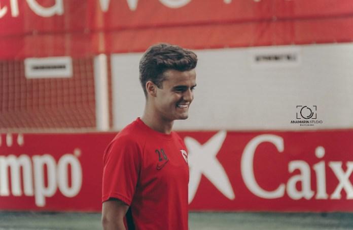 Paco Fernández, nieto de Gallego, no seguirá en la cantera del Sevilla FC