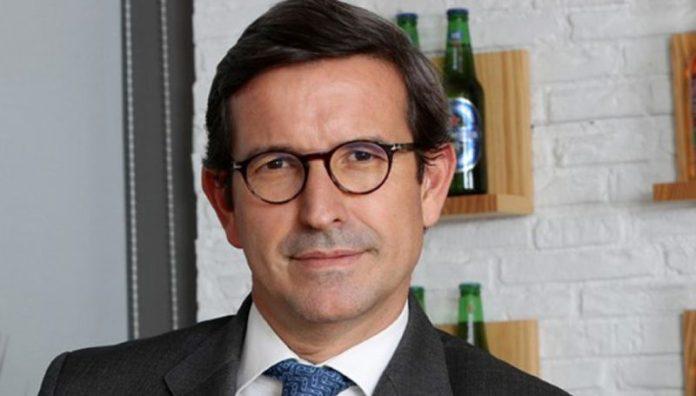 Jorge Paradela, el nuevo director general de negocio del Sevilla FC