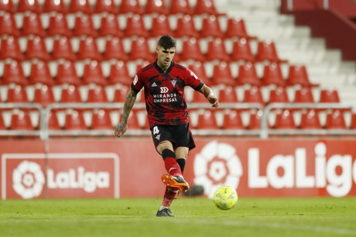 OFICIAL | Juan Berrocal, cedido al Sporting de Gijón
