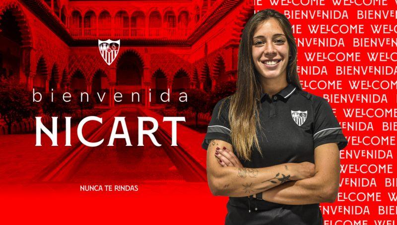 Fichajes Sevilla FC Paula Nicart