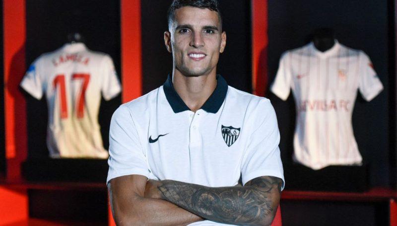 Sevilla FC Fichajes Erik Lamela