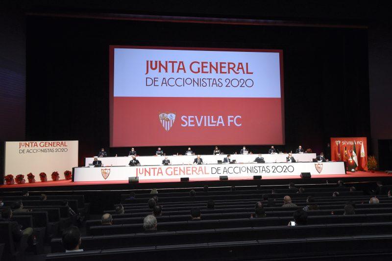 junta accionistas sevilla fc noticias sevillistas unidos 2020