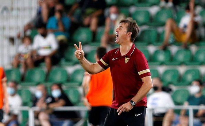 Julen Lopetegui: «El empate me sabe a poco»