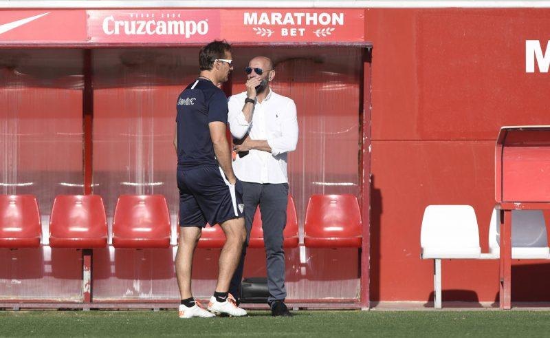 Sevilla FC noticias fichajes Monchi julen lopetegui