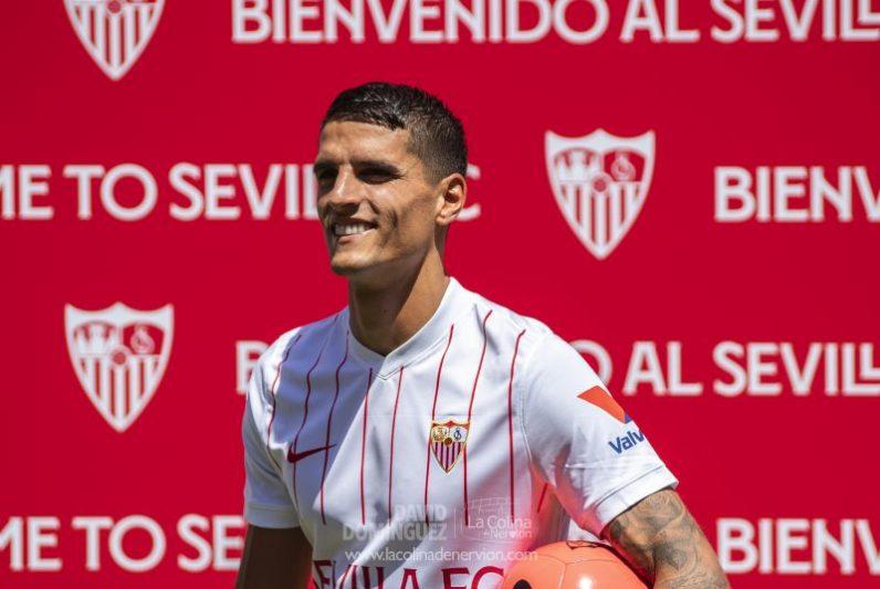 Erik Lamela Sevilla FC fichajes