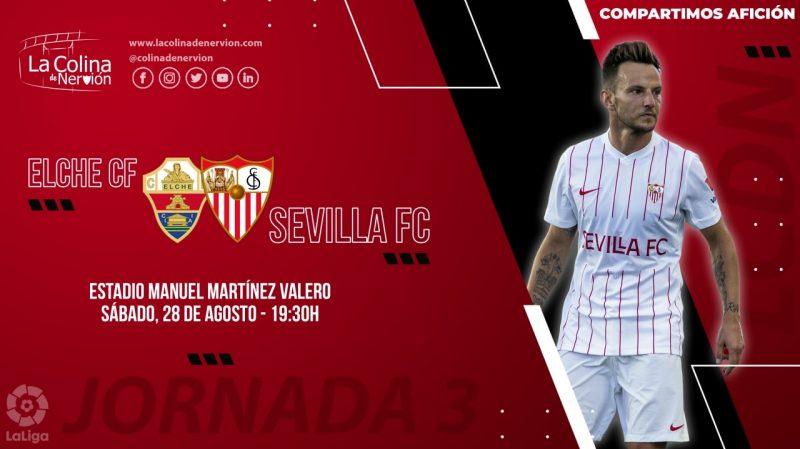 Previa Elche CF Sevilla FC, noticias