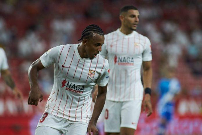 Koundé le pide al Sevilla FC que negocie con el Chelsea
