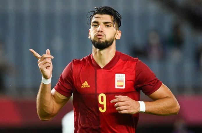 Rafa Mir, a punto de convertirse en nuevo jugador del Sevilla FC