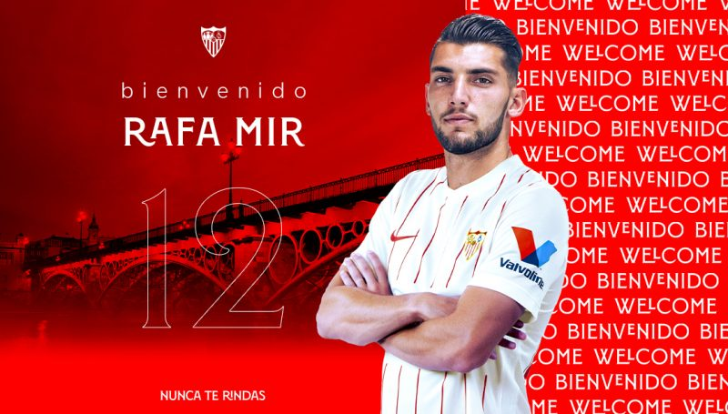 Sevilla FC Fichajes Rafa Mir