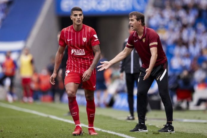 Los pecados del Sevilla FC ante la Real Sociedad