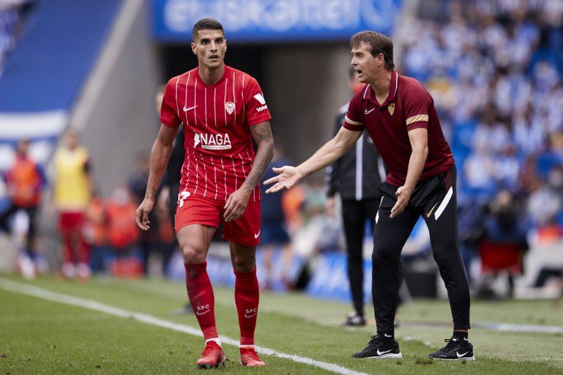 Julen Lopetegui Sevilla FC noticias, Sevilla Fútbol Club