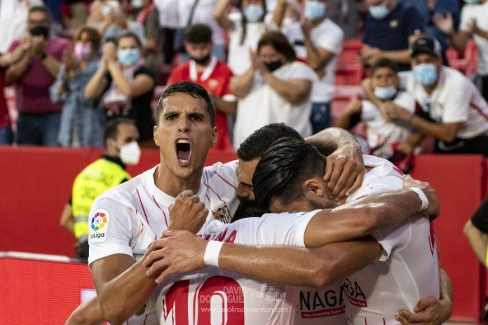 Las mejores fotos del Sevilla FC – Espanyol