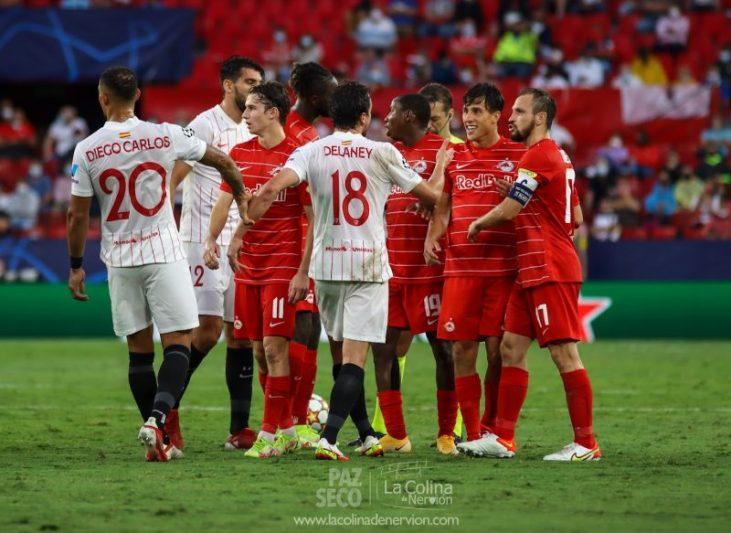 Sevilla Fútbol Club noticias Sevilla FC