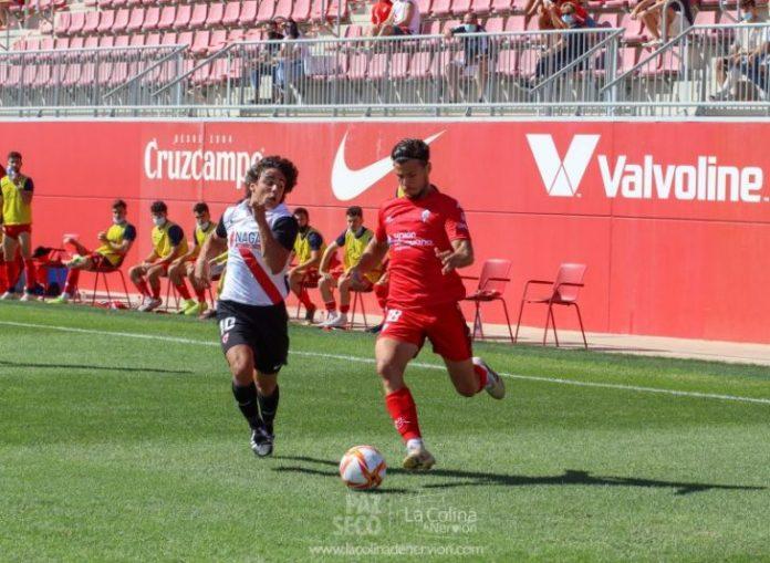 Las mejores fotos del Sevilla Atlético – CD Alcoyano