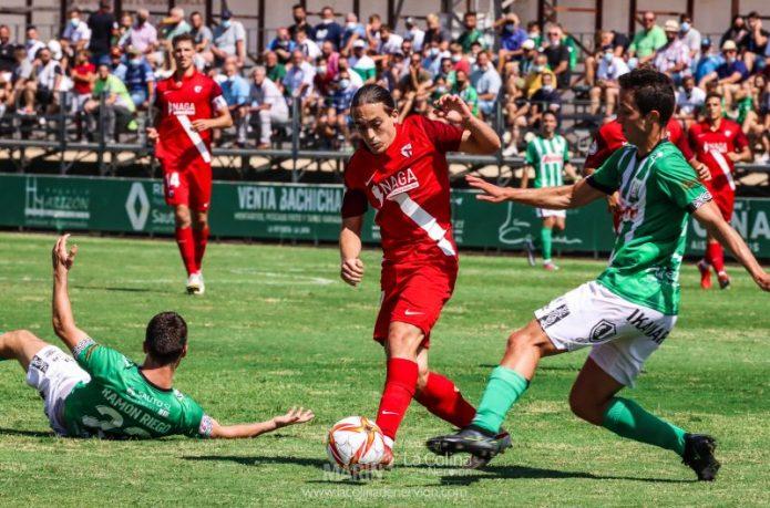 El Atlético Sanluqueño – Sevilla Atlético, en fotos