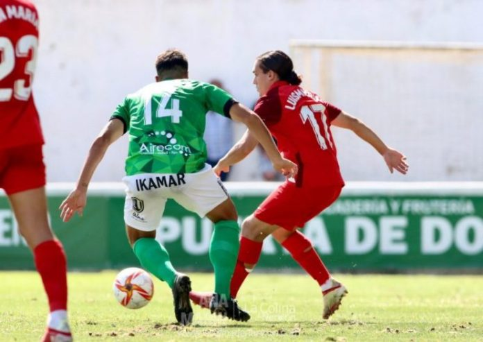 El Sevilla Atlético se vuelve de vacío de Sanlúcar