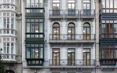 La Colondra asiste a la 10CEPH con el edificio de Uría 58, certificado Passivhaus