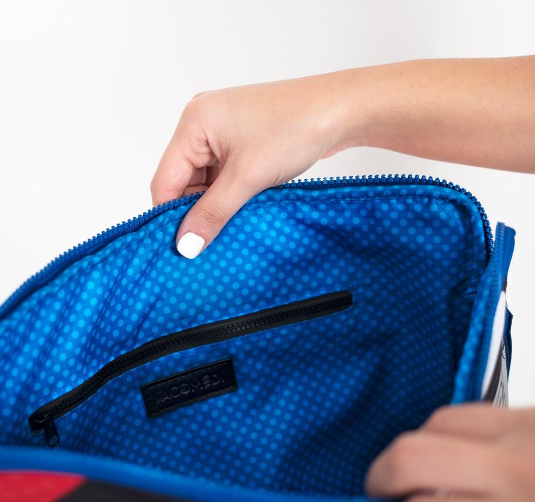 Perfect Match Clutch Bag by La Come Di