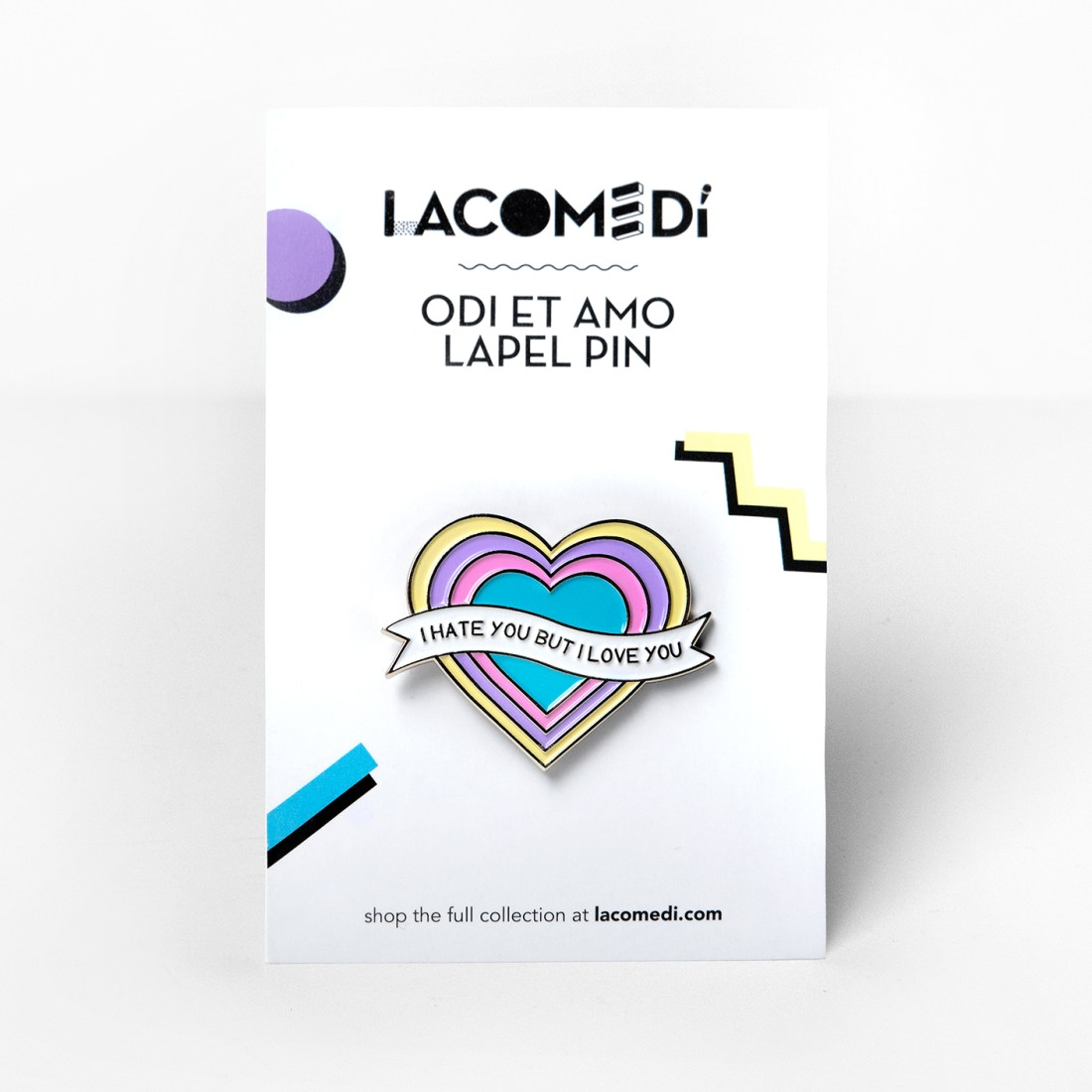Odi Et Amo Pin by La come Di