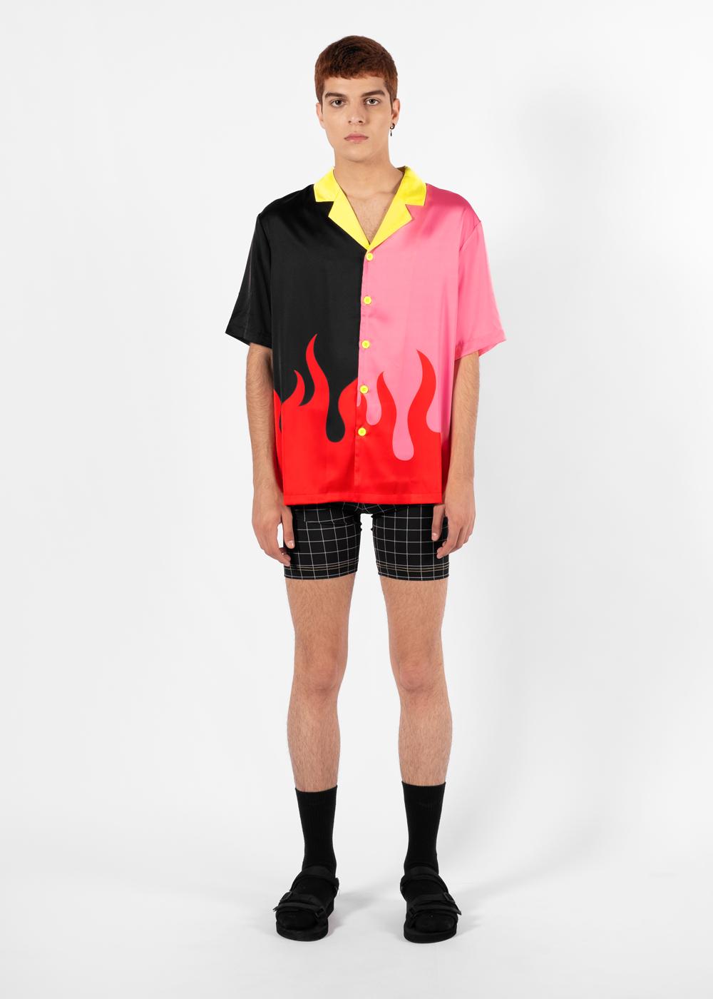 FlameShirtM4