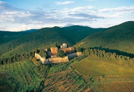 Brolio-Castle