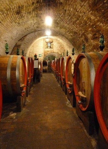 Cellars-lacompagniadelchianti