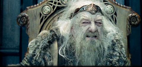 El Rey Hechizado  El Hobbit y El Seor de los Anillos  La Compaa