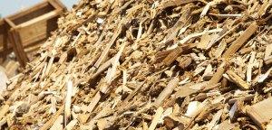 Plaquettes de feuillus, la Compostière de l'Aube