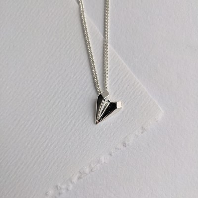 Valley Heart Pendant Necklace