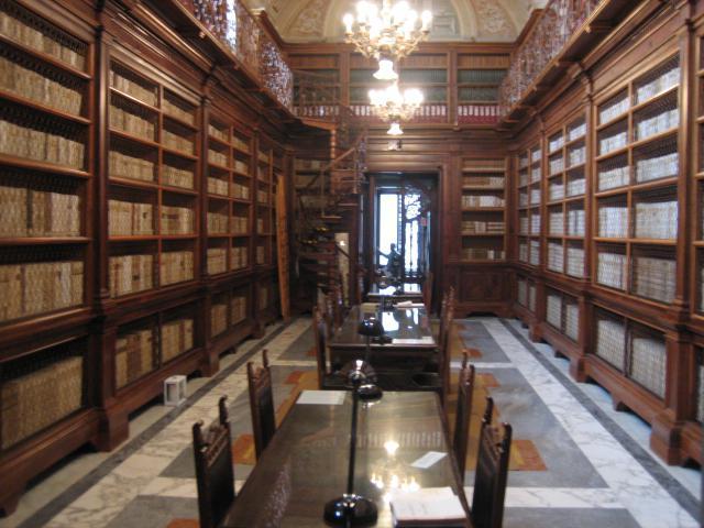 biblioteca benedettina  laCOOLtura
