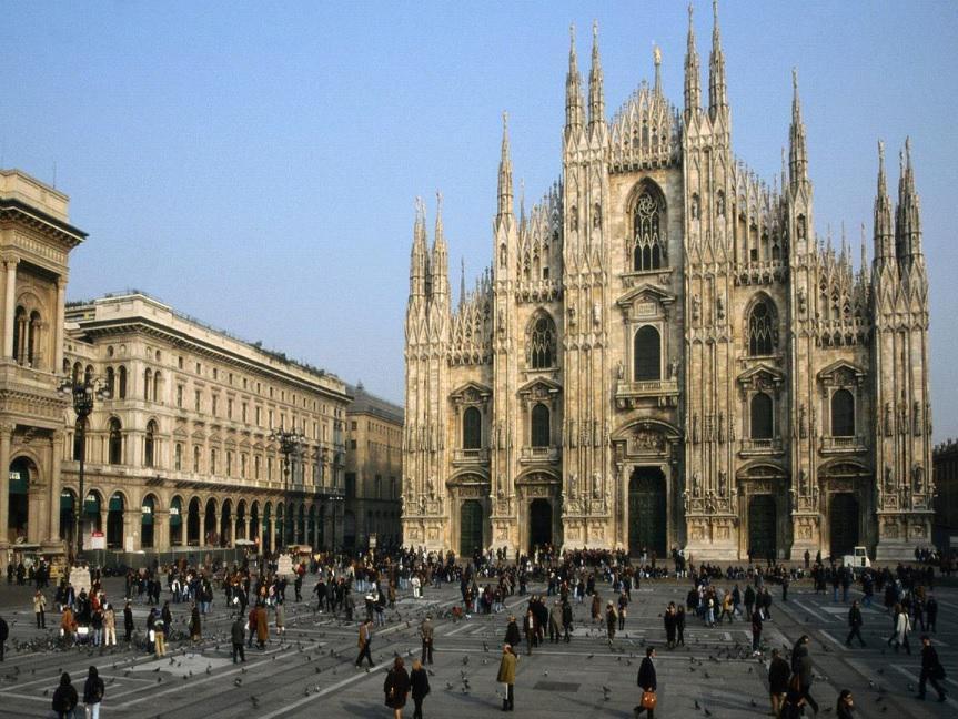 Duomo di Milano. splendore lombardo - laCOOLtura