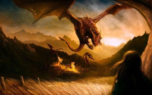 Drago Mitologia Il Sussurro Della Potenza - Lacooltura