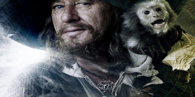 Capitan Hector Barbossa e gli altri pirati  laCOOLtura