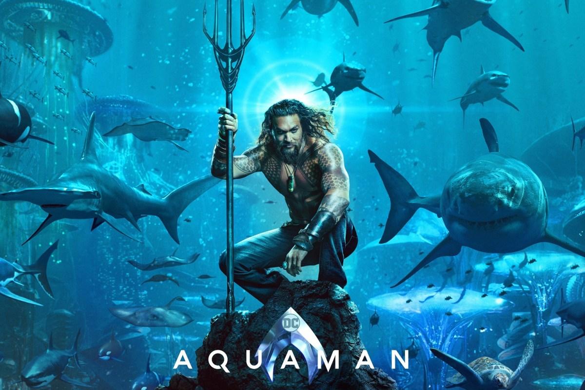 Aquaman podría tener un spin-off