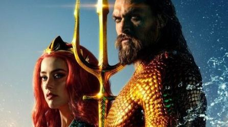 Aquaman prepara su serie animada