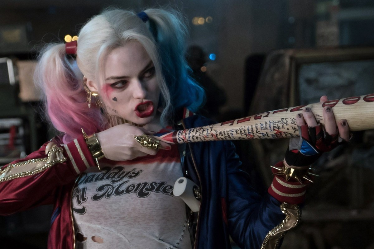 Margot Robbie se prepara para Birds of Prey