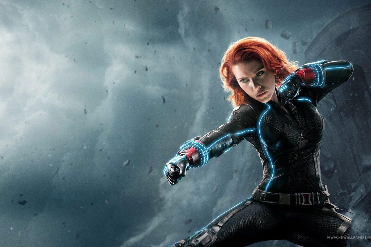 Scarlett Johansson protagoniza imágenes del set de Black Widow