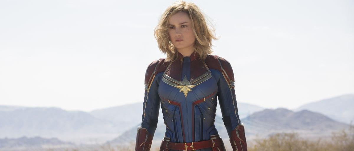Capitana Marvel iba a lucir diferente en su película