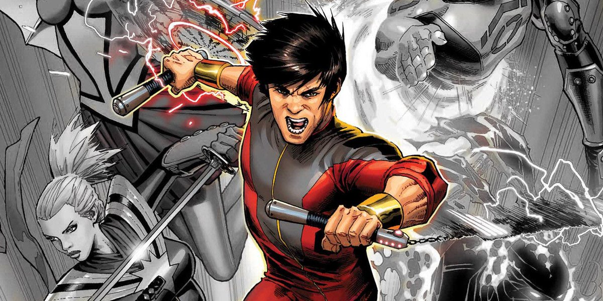 Marvel prepara una película sobre Shang Chi
