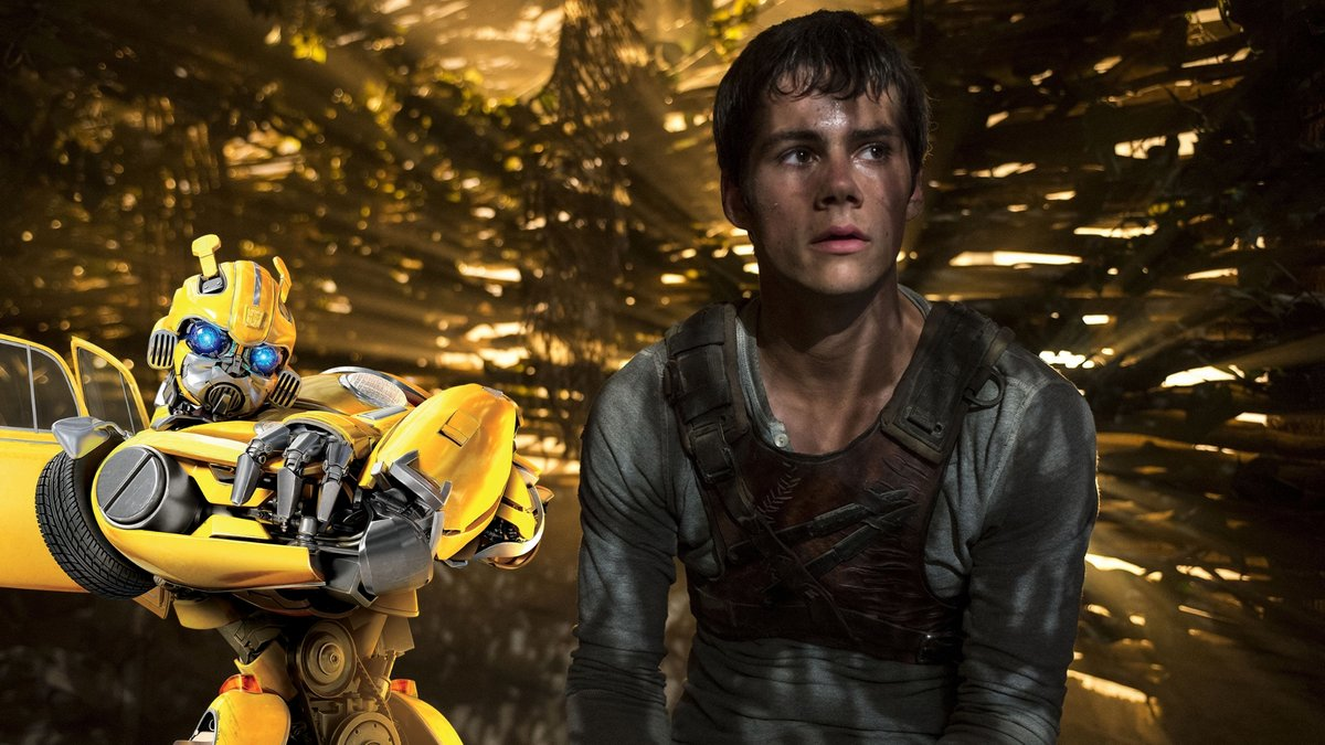 Bumblebee tendrá la voz de Dylan O'Brien