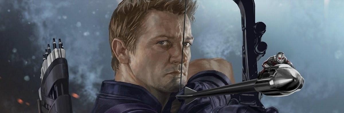 Avengers: Endgame nos da un nuevo vistazo a Hawkeye