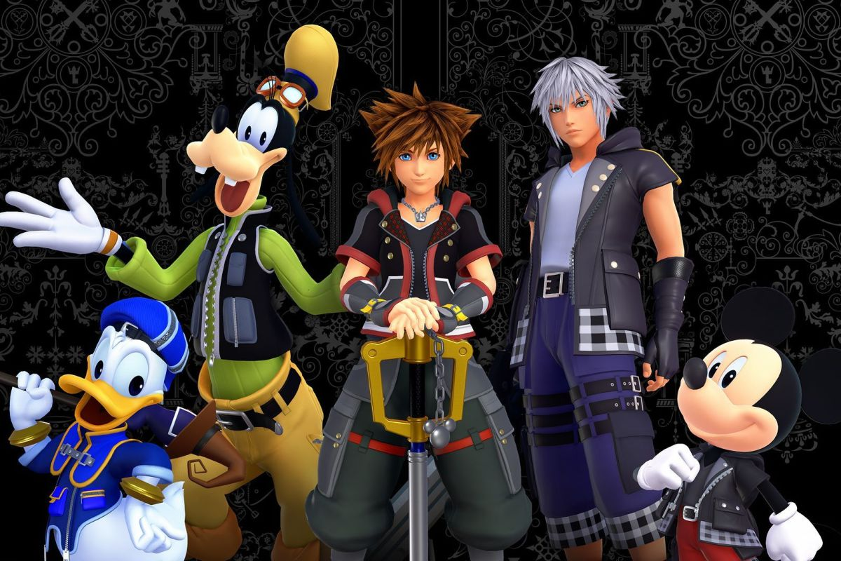 Kingdom Hearts tendrá su serie animada en Disney+