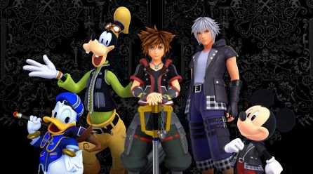 Kingdom Hearts anticipa nuevos videojuegos