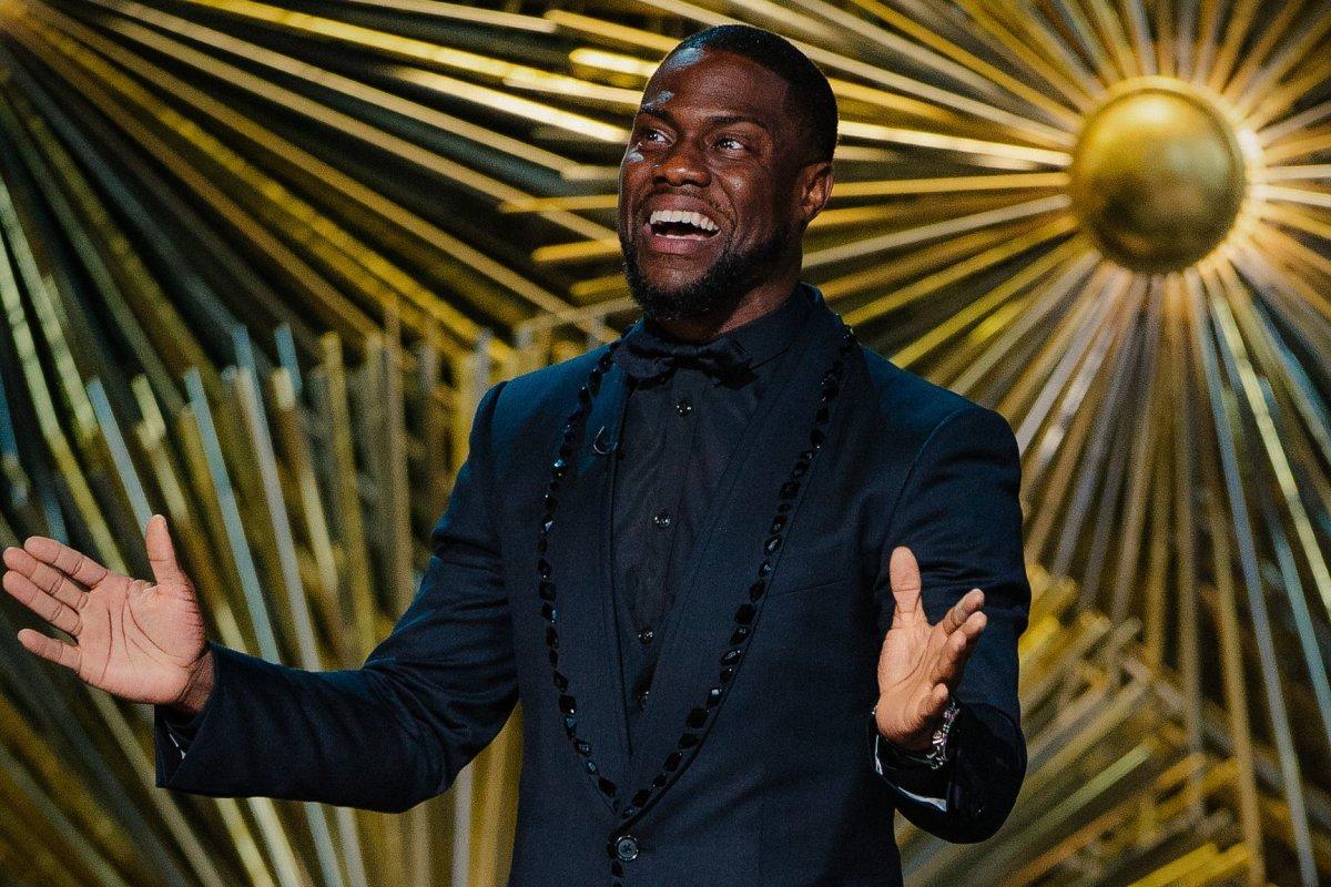 Kevin Hart no conducirá los Oscars 2019
