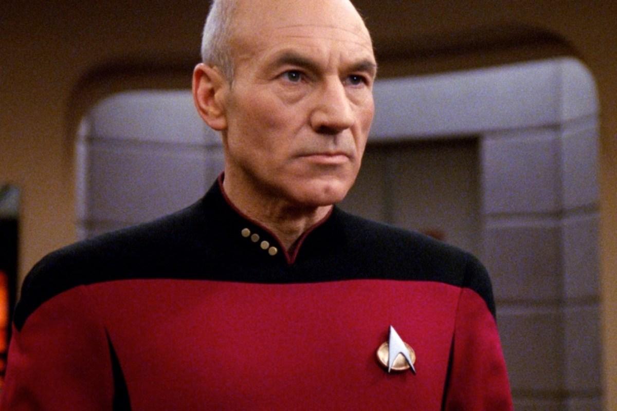 La serie de Picard ya tiene título y logo oficial