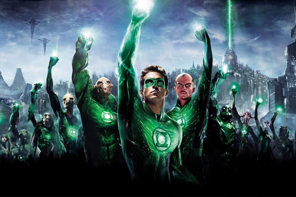 Rob Liefeld quiere que Ryan Reynolds vuelva a ser Green Lantern