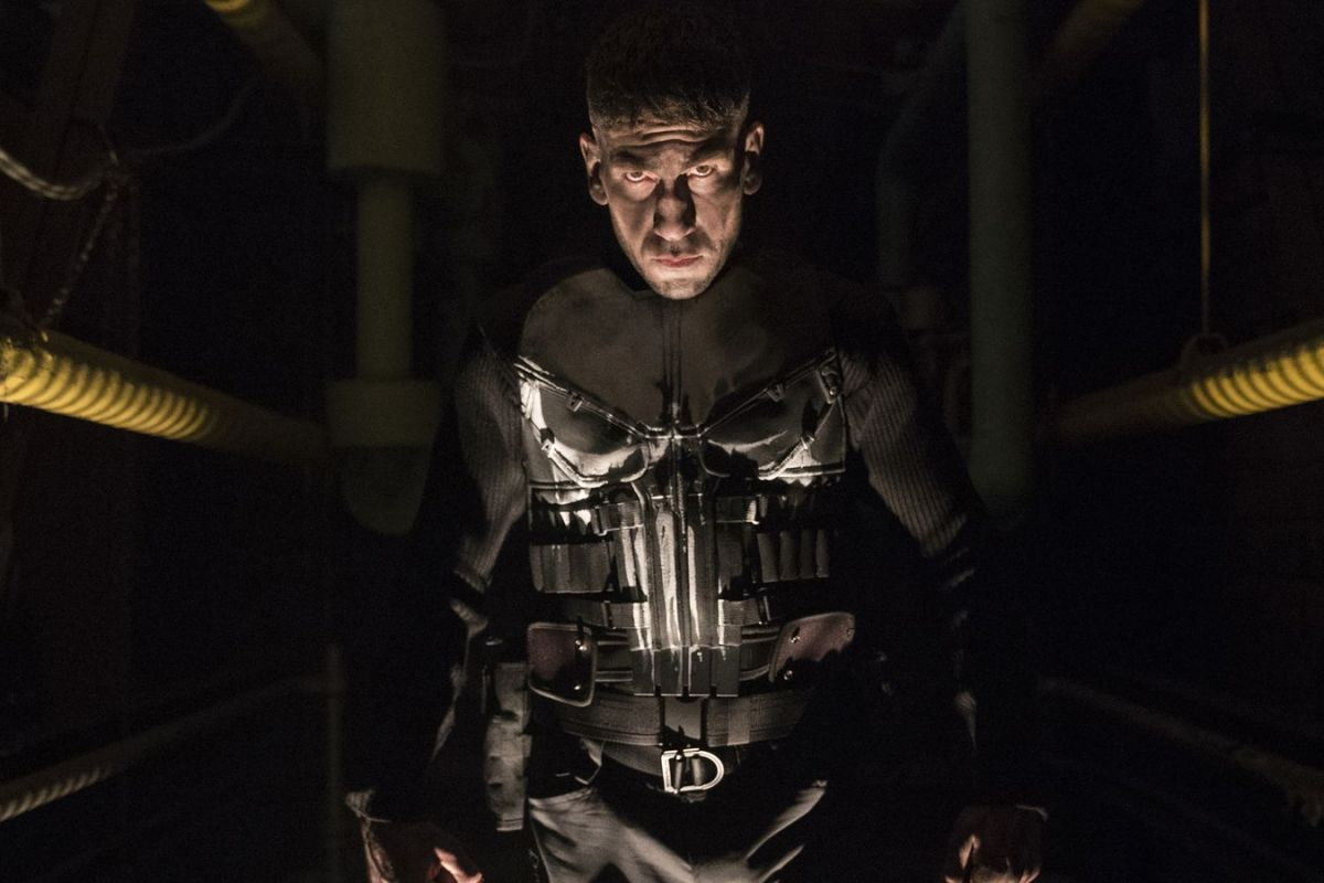 The Punisher revela su mes de regreso